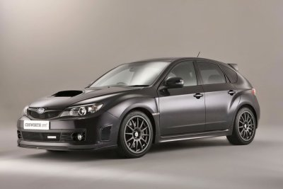WRX STI Cosworth CS400