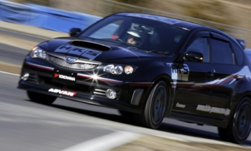 HKS Impreza WRX STI vs Cusco Lancer Evolution