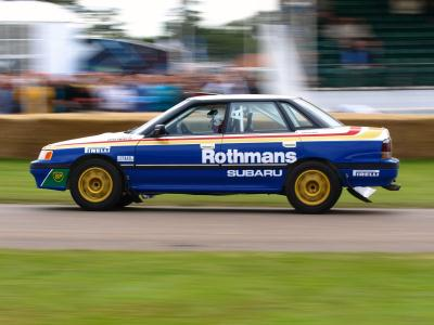 Legacy RS Rothmans