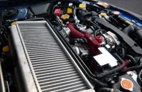 2008 Subaru Impreza WRX STI двигатель