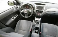 2008 Subaru Impreza WRX STI салон