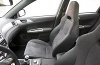 2008 Subaru Impreza WRX STI кресла