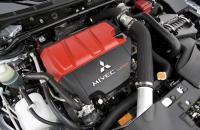2008 Mitsubishi Lancer Evolution GSR двигатель
