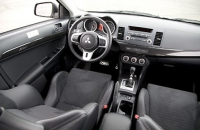 2008 Mitsubishi Lancer Evolution GSR салон
