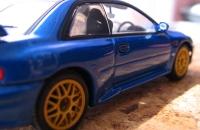 58601 AutoArt Subaru Impreza 22B