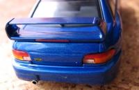 58601 AutoArt Subaru Impreza 22B антикрыло