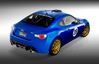 Subaru 2012 BRZ Possum Bourne Motorsport
