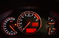 Subaru BRZ tS 2015 панель приборов
