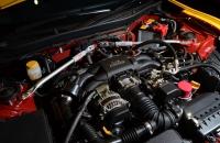 Subaru BRZ tS 2015 двигатель