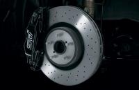 Subaru BRZ tS 2015 тормозные диски