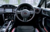 Subaru BRZ tS 2015 салон
