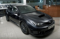 Cosworth Impreza STI CS400