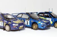 Subaru Impreza WRC Safari spec