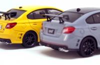 Mark43 Subaru S208 vs Hi-Story Subaru S207