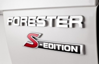 Subaru Forester S-edition 2011 logo