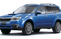Subaru Forester S-edition 2011