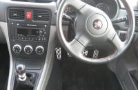 Subaru 2003 Forester STI салон