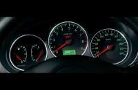 Subaru 2005 Forester STI панель приборов