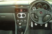 Subaru 2005 Forester STI салон
