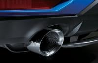 Subaru Forester tS 2010 выхлоп