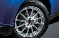 Subaru Forester tS 2010 диски
