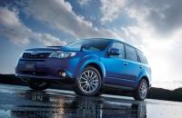 Subaru Forester tS 2010