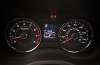 Subaru Forester XT 2012 панель приборов