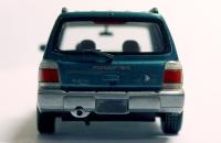 Hi-Story #HS072GR Subaru Forester T.tb 1997 Green