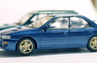 Subaru Forester SF5 & Subaru Impreza GC8