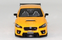Hi-Story HS202YE Subaru S207 NBR Challenge Package Yellow Edition 2015