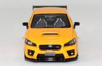 Hi-Story HS202YE Subaru S207 NBR Challenge Package Yellow Edition 2015