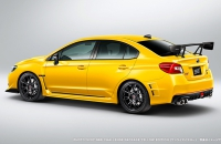 Subaru S207 NBR Challenge Package Yellow Edition 2015