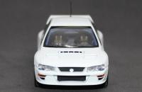 HPI Subaru Impreza WRC plain body white Rally Test Car