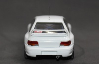 HPI Subaru Impreza WRC plain body white Rally Test Car