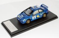 HPI 8576 Subaru Impreza WRC 1997 №3 Safari