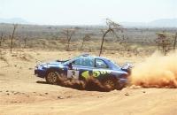 Subaru Impreza WRC'97 (#3) 1997 Safari