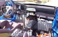 Impreza WRC 2004 S10 передняя консоль