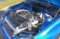 Impreza WRC 2004 S10 двигатель