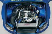 Impreza WRC 2005 S11 двигатель