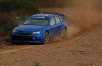 Impreza WRC 2008 S14 тесты