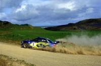 Subaru Impreza R.Burns Winner New Zealand Rally 2001