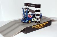 RAM044 Subaru Impreza Burns Reid World Champion 2001 Special Set