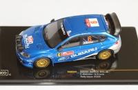 RAM344 Subaru Impreza WRC C.Atkinson S.Prevot Rally Japan 2008