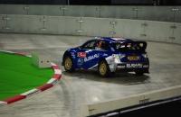 Subaru Impreza WRC C.Atkinson S.Prevot Rally Japan 2008