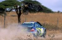 WRC 2001 Subaru Impreza Safari