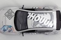 KYOSHO #10089 Subaru Impreza WRX STi 2008 Comic