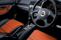 Subaru Legacy B4 Blitzen салон