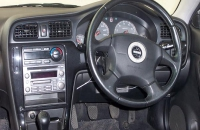 Subaru Legacy B4 RSK 1998-2003 салон