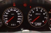 Subaru Legacy B4 RSK 1998-2003 панель приборов
