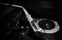 Subaru Legacy B4 tuned by STI распорка